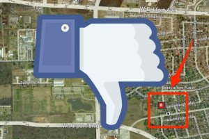 Serious Facebook Privacy Concerns with Smartphone GPS Location Capabilities