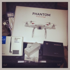 Remote Controlled UAV Drones for Private Investigators